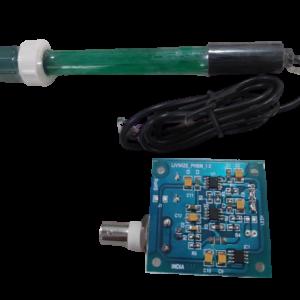 ph sensor module kit with electrode probe